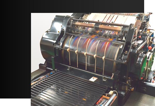 ハイデルLS-8プレス機